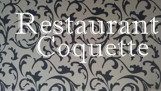 Restaurant Coquette